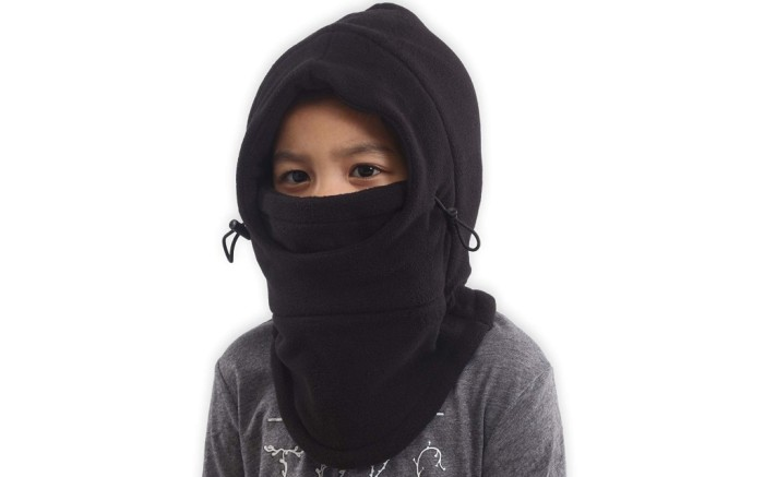 tough headwear kids balaclava