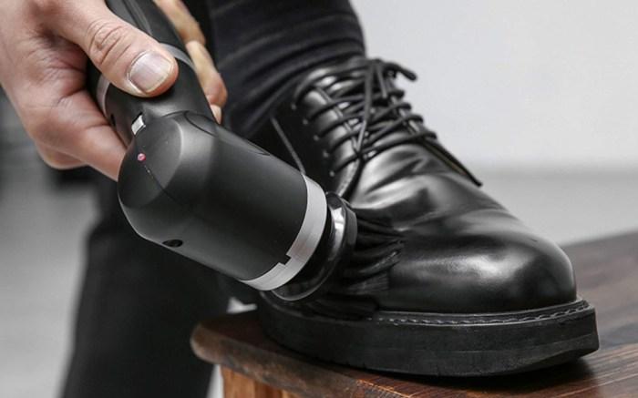 shoe shine polisher