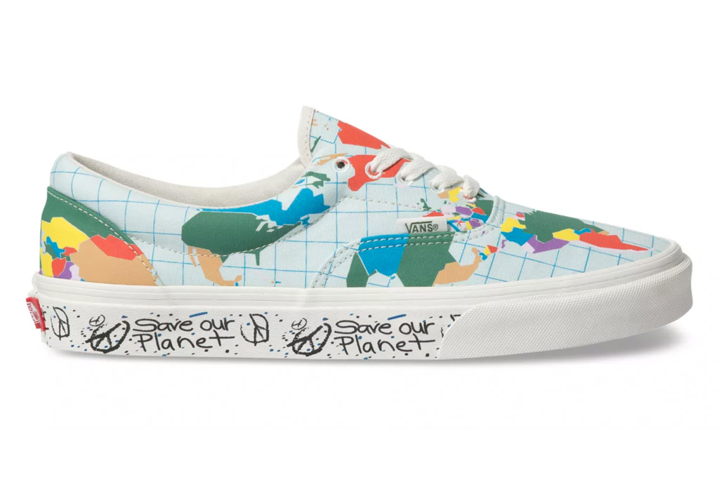 Vans 'Save Our Planet' Shoe Collection Release Info: How to Buy – Footwear  News