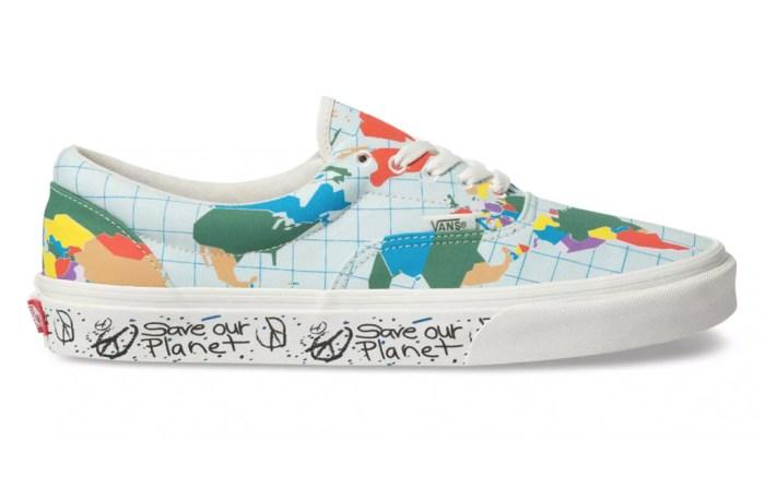 Save Our Planet Vans Era, shoes