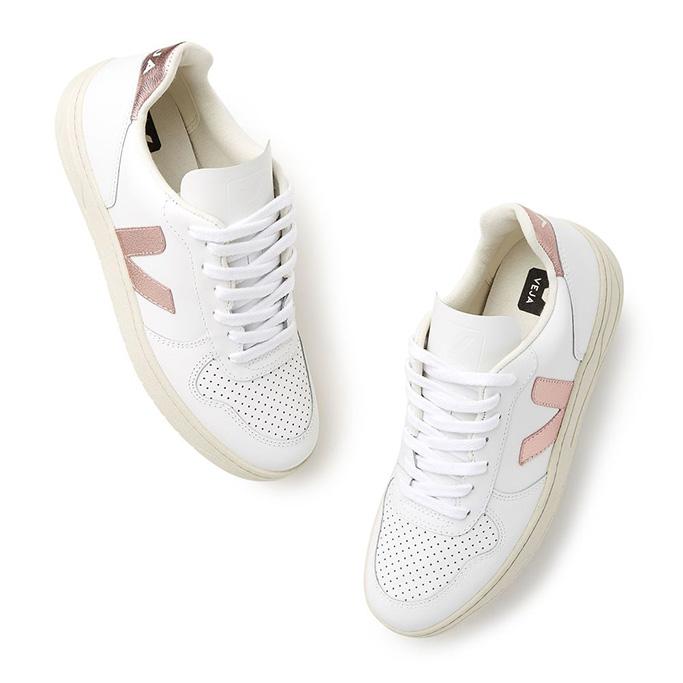 veja-v10-sneaker-rose-gold