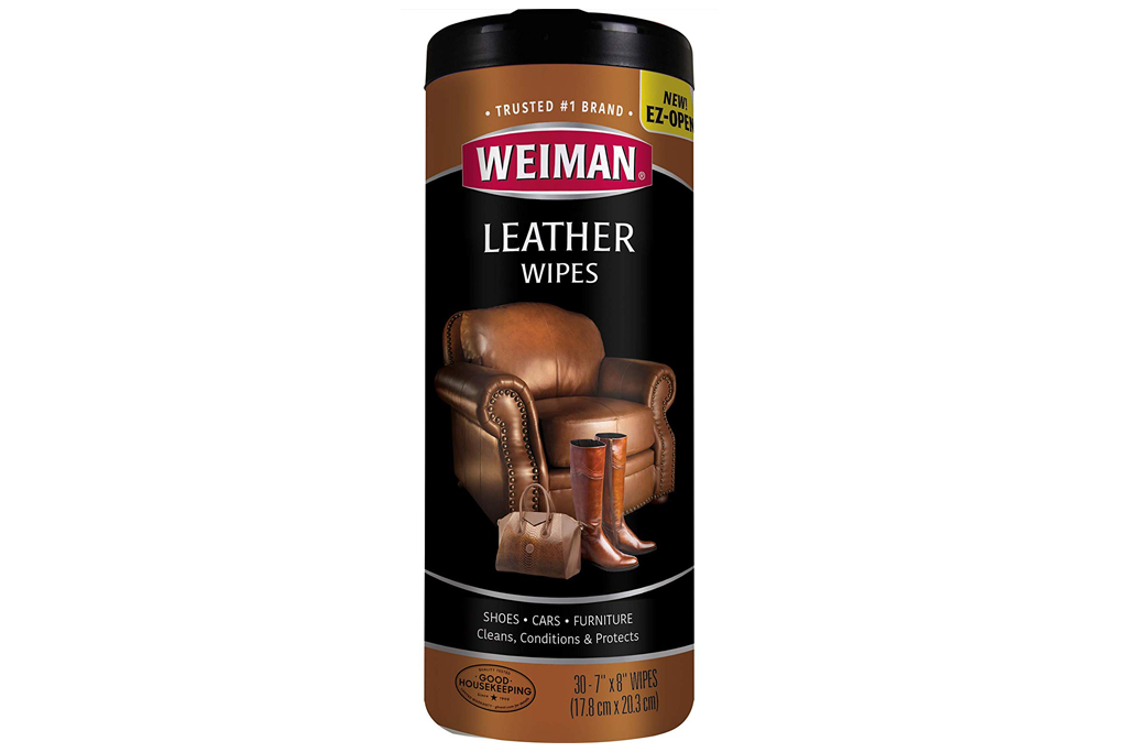 weimans leather wipes