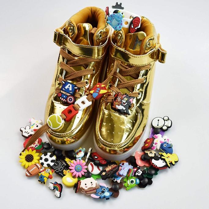 xhaoyeahx shoe charms