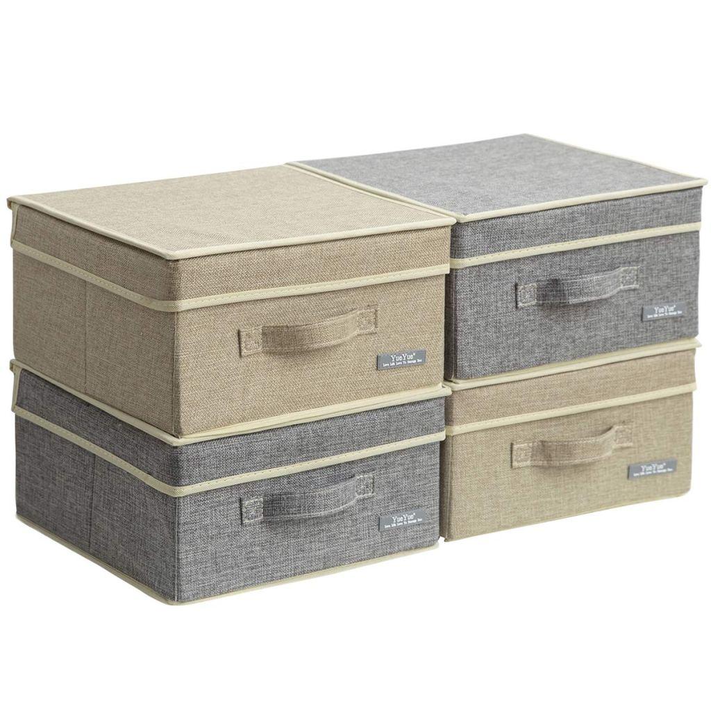 yueyue linen shoe box