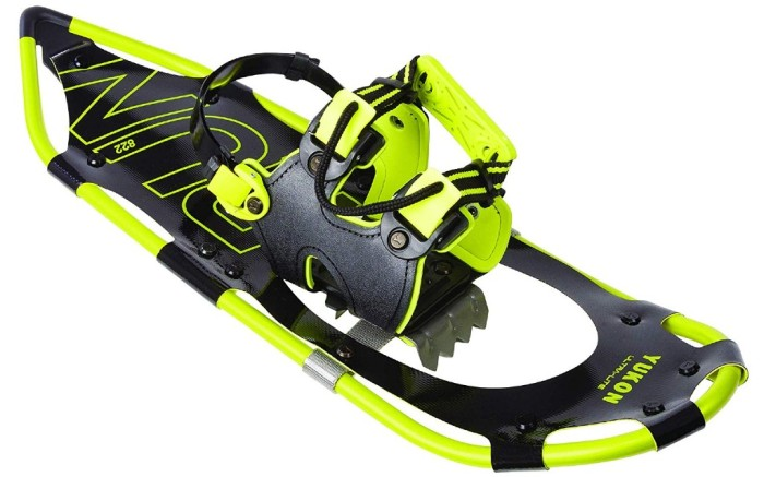 Yukon Charlies Run Ultra-Lite Snowshoe