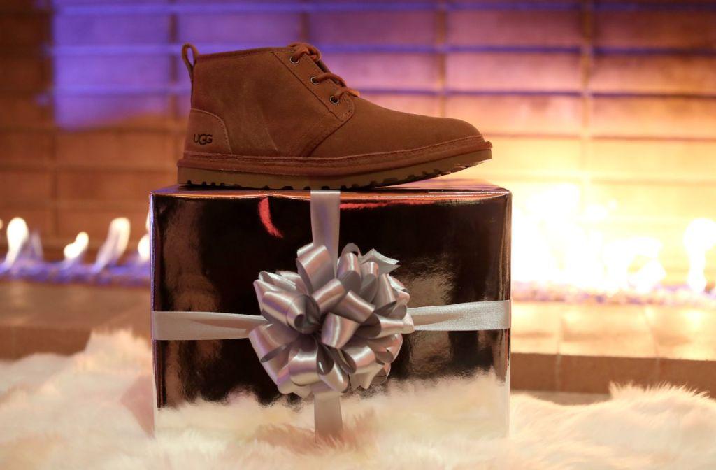 ugg, Give the Gift of UGG' Holiday 2019 campaign, ziggy marley