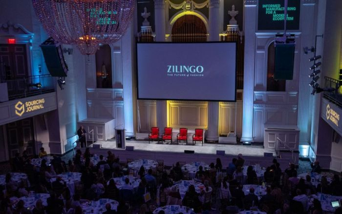Zilingo platform sponsor at Sourcing Journal event