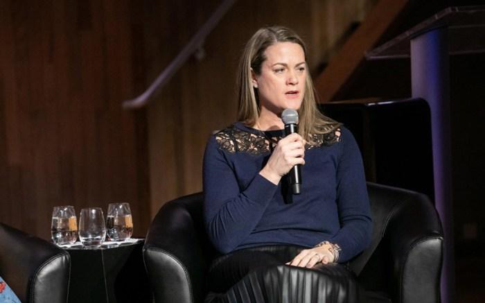 Gillian Meek, president, keds