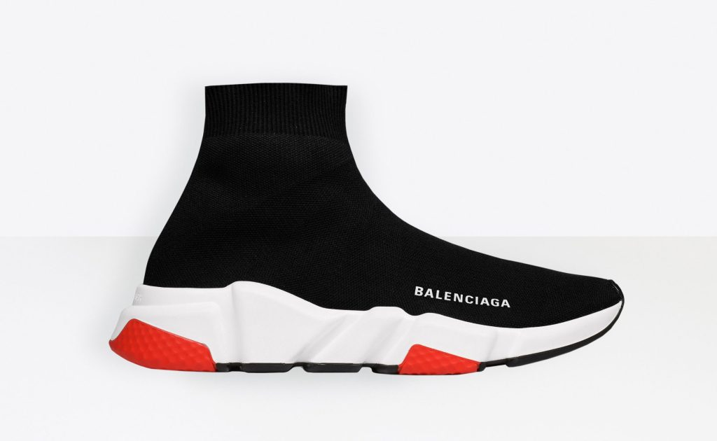 Balenciaga Speed Trainer 'Black/Red'