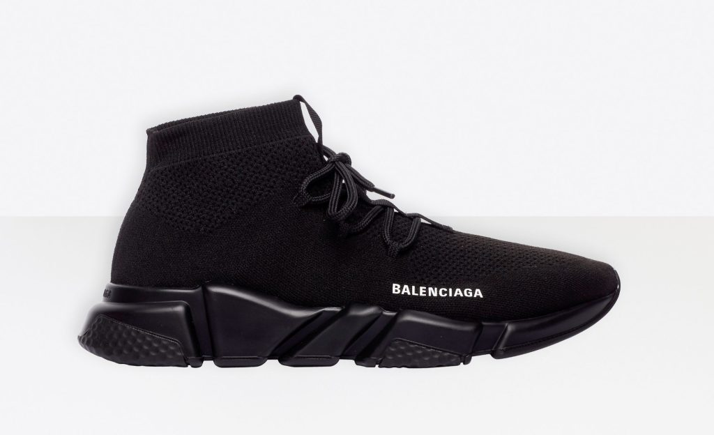 Balenciaga Speed Trainer Lace-Up