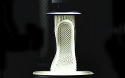 Carbon 3D printer making end part