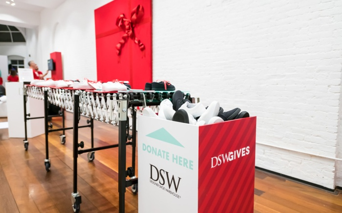 DSW Gives