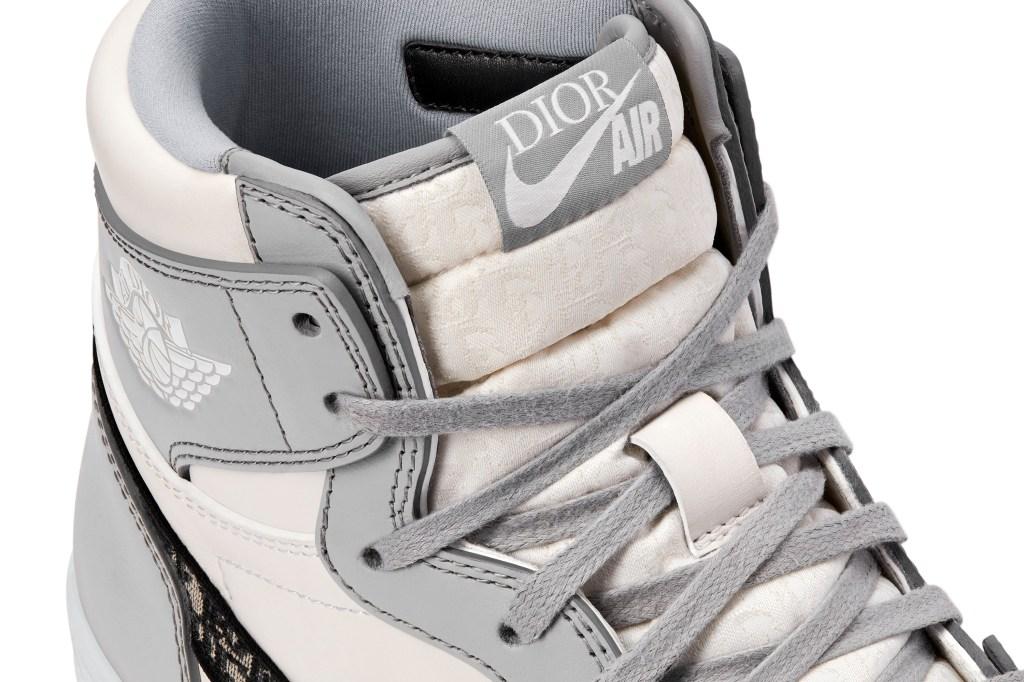 Dior x Air Jordan 1 High Collaboration