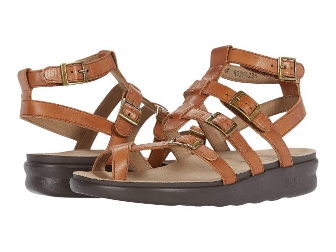 gladiator sandals, Sas Aria Gladiator Sandals