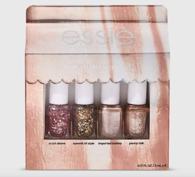 Core Exclusive Mini Nail Polish Gift Set