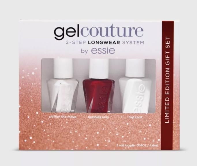 Essie Gel Couture Mini Nail Polish Gift Set