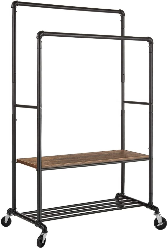 Greenstell Garment & Shoe Rack
