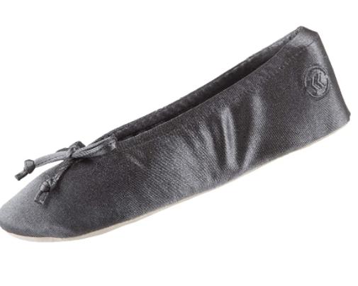 Isotoner ballet slippers amazon