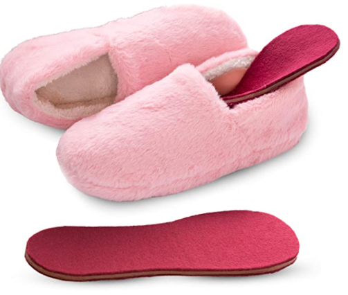 Snook ease microwavable slippers