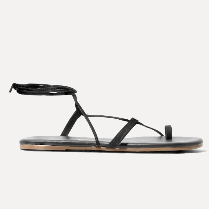 Tkees Joe Suede & Leather Sandals, gladiator sandals