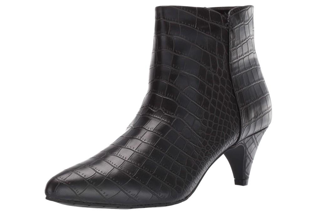 Kenneth Cole Reaction Kick Bit Ankle Boots, kitten heel booties for women