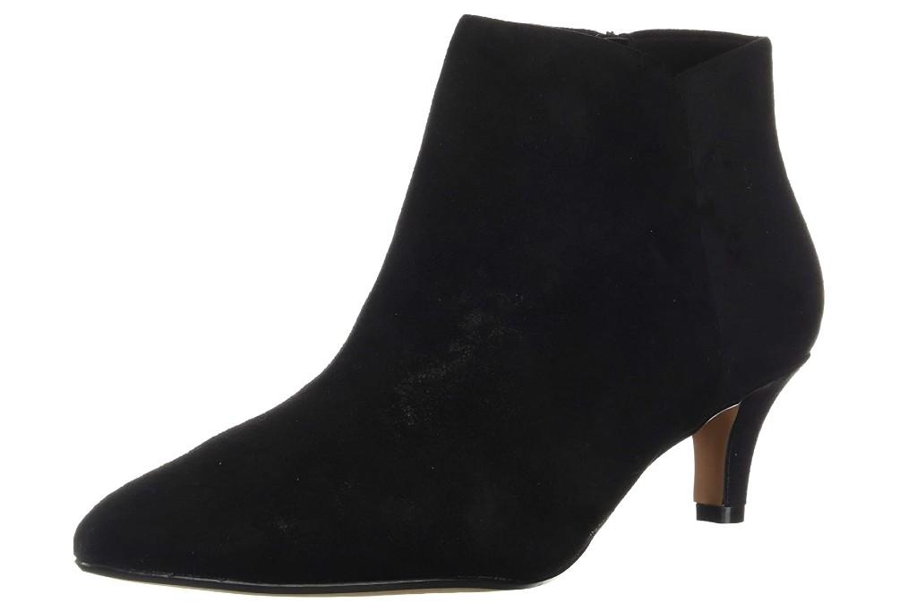 Clarks Linvale Sea Fashion Boot, kitten heel boots