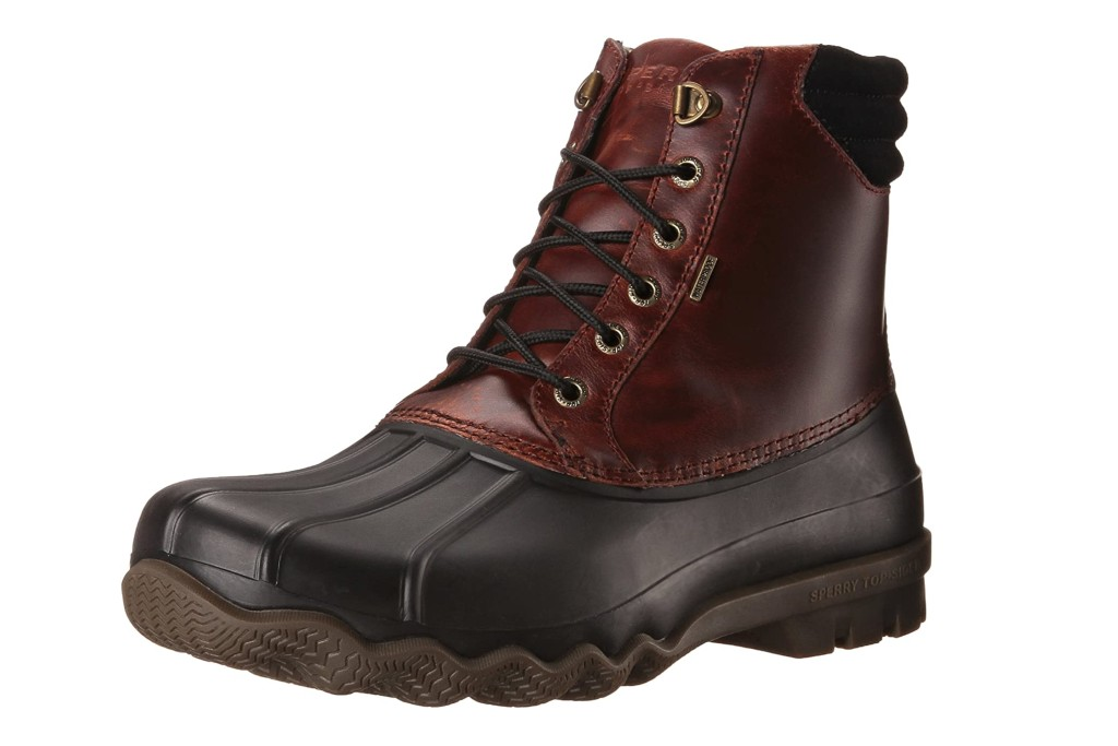 Sperry Avenue Duck Boot, insulated boots for men