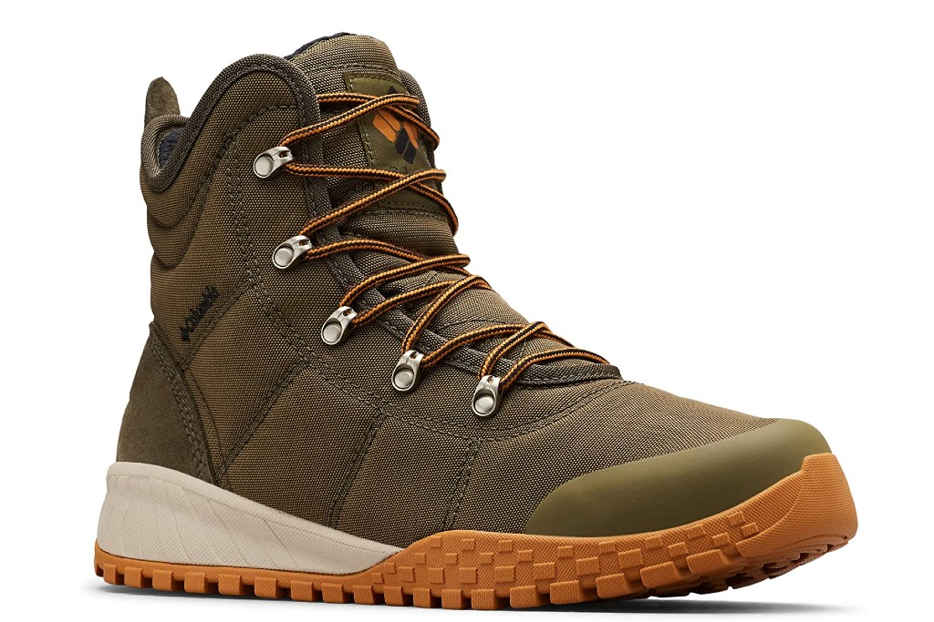 Columbia Fairbanks Omni-Heat Snow Boot, insulated boots for men