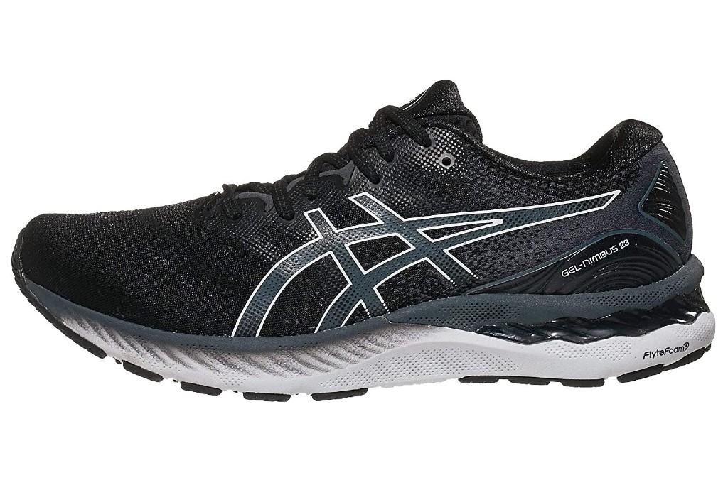 Asics Gel-Nimbus 23, neutral running shoes for men