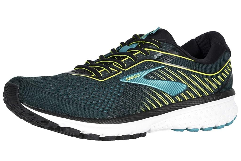 men's neutral running shoes, Brooks Mens Ghost 12 Running Shoe
