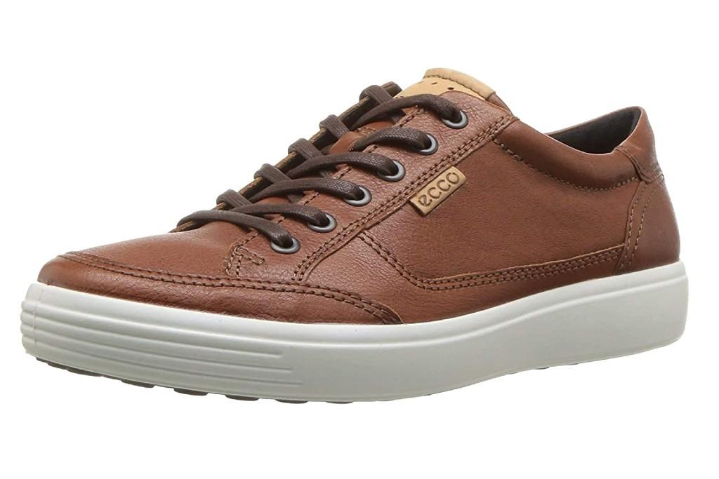 Ecco Men's Soft 7 Sneaker, men's standard width walking shoes