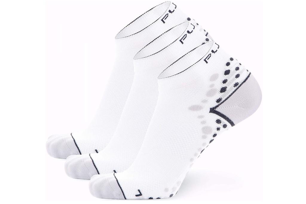pure athlete Ultra-Comfortable Running Socks, blister reduction socks for men
