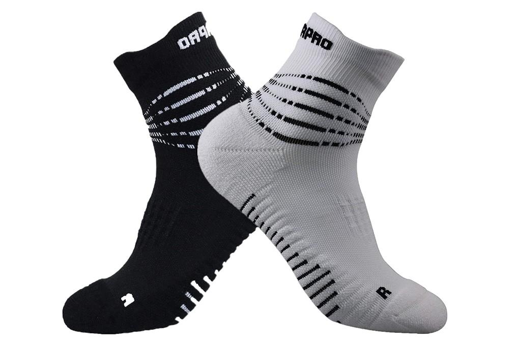 GermaPro Elite 3D Cushioned Multi-Sport Socks, blister reduction socks for men