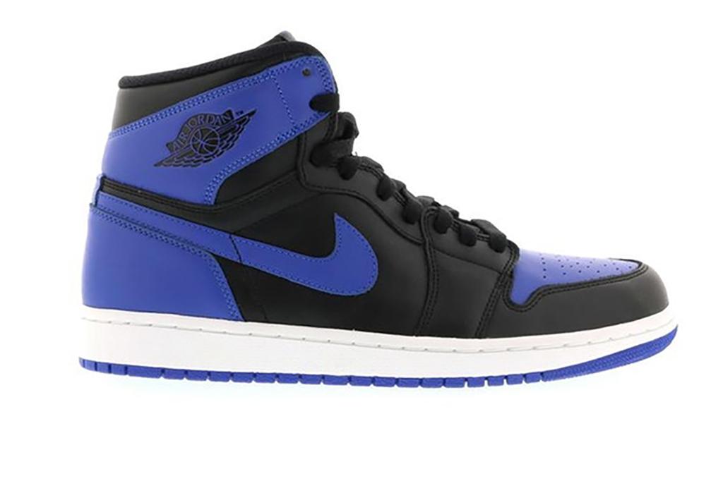 """Air Jordan 1 """"Black/Royal"""""""