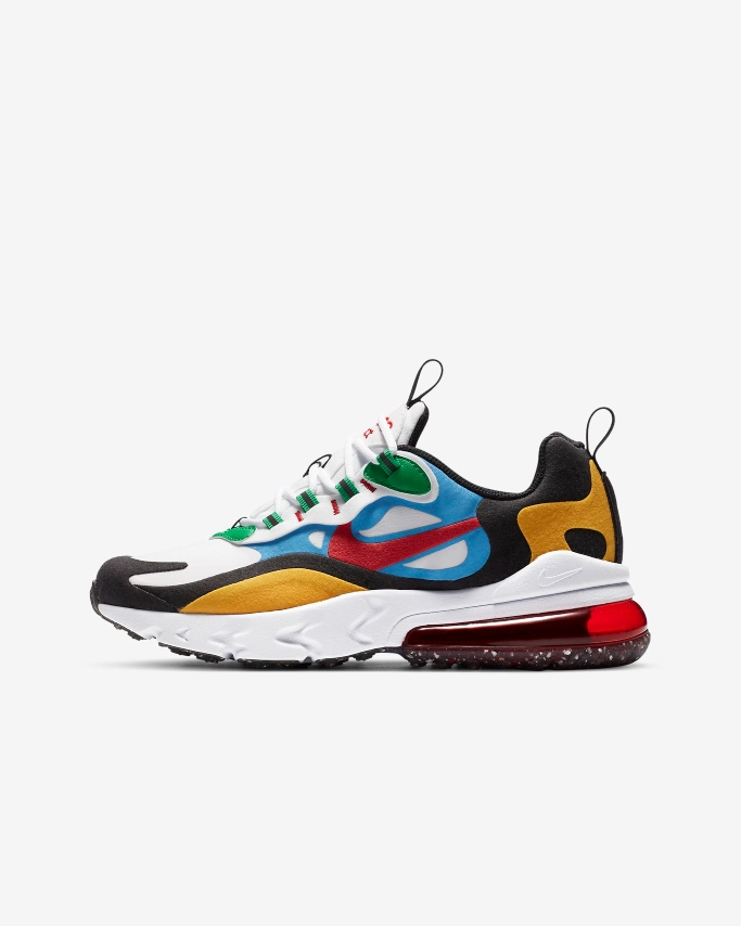 Big Kids' Air Max 270 React SE