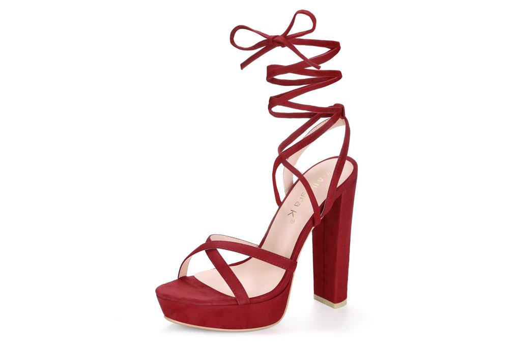 allegra k platform sandals