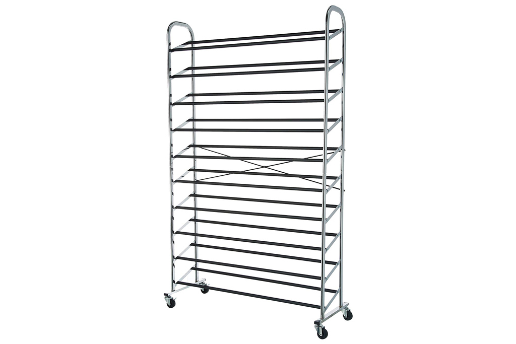 amazon basics shoe rack
