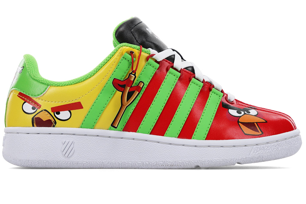 K-Swiss x Angry Birds Sneakers: Classic