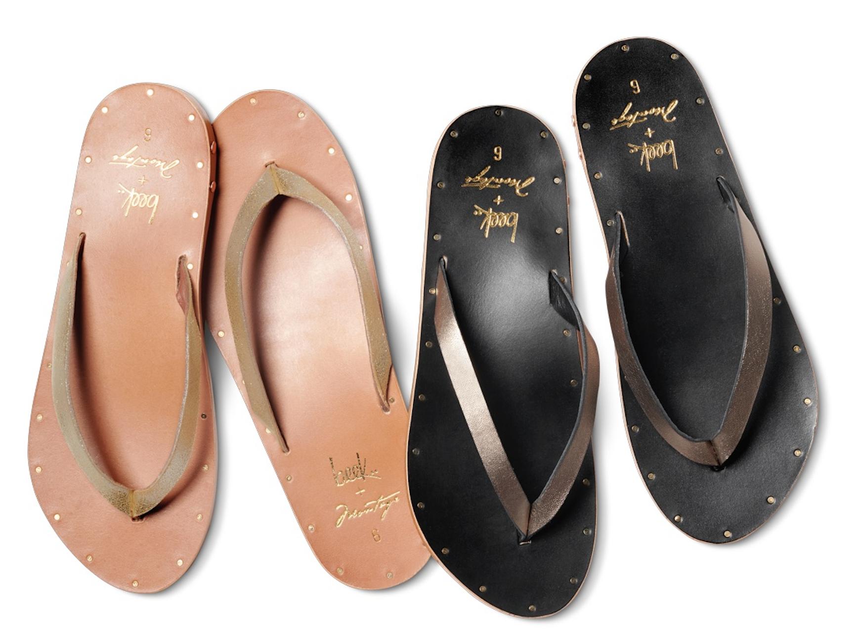 beek x montage, beek, montage slippers