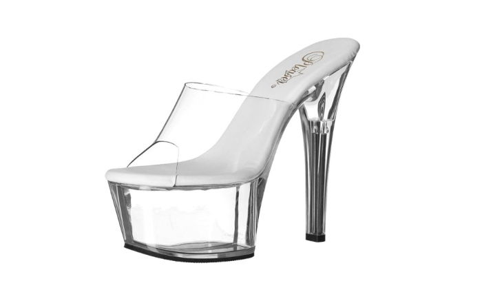 best-clear-platform-heels