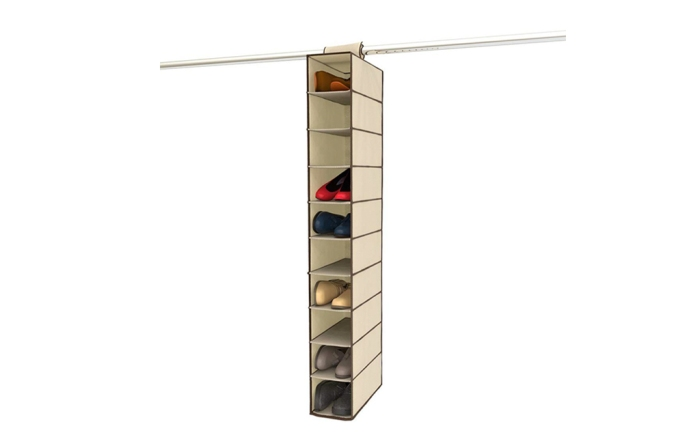 best-hanging-shoe-storage-organizers-closet