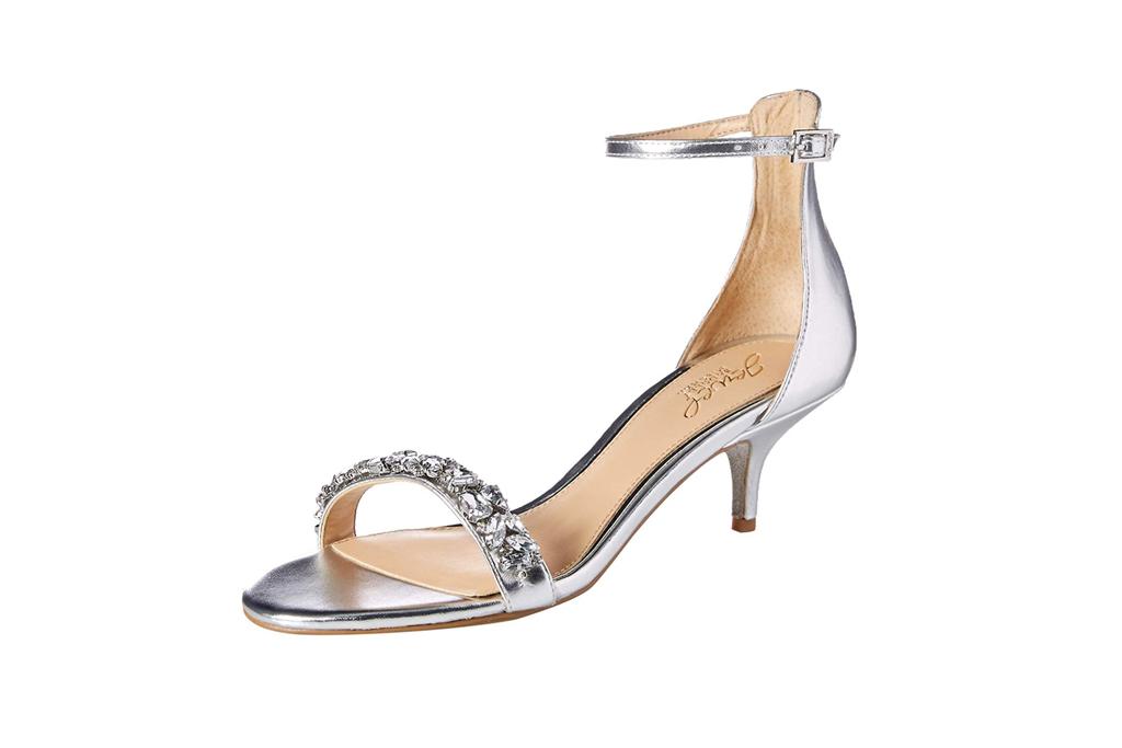 Low Heel Wedding Shoes For Women