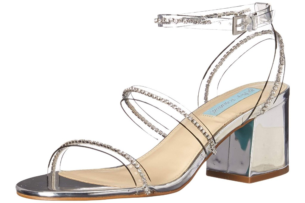 Betsey Johnson Women's Sb-sami Heeled Sandal