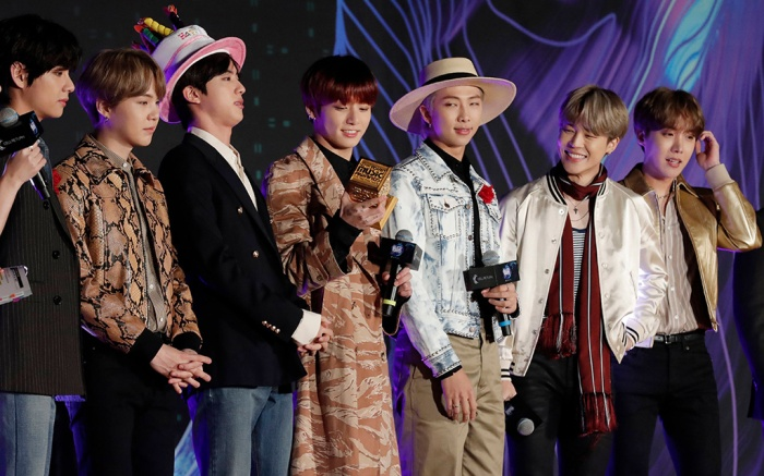 Asian Music Awards, Nagoya, Japan – 04 Dec 2019