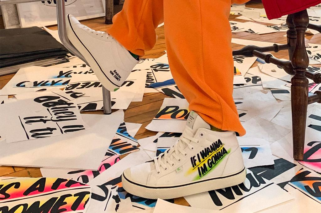 Cariuma Baron Von Fancy Sneakers