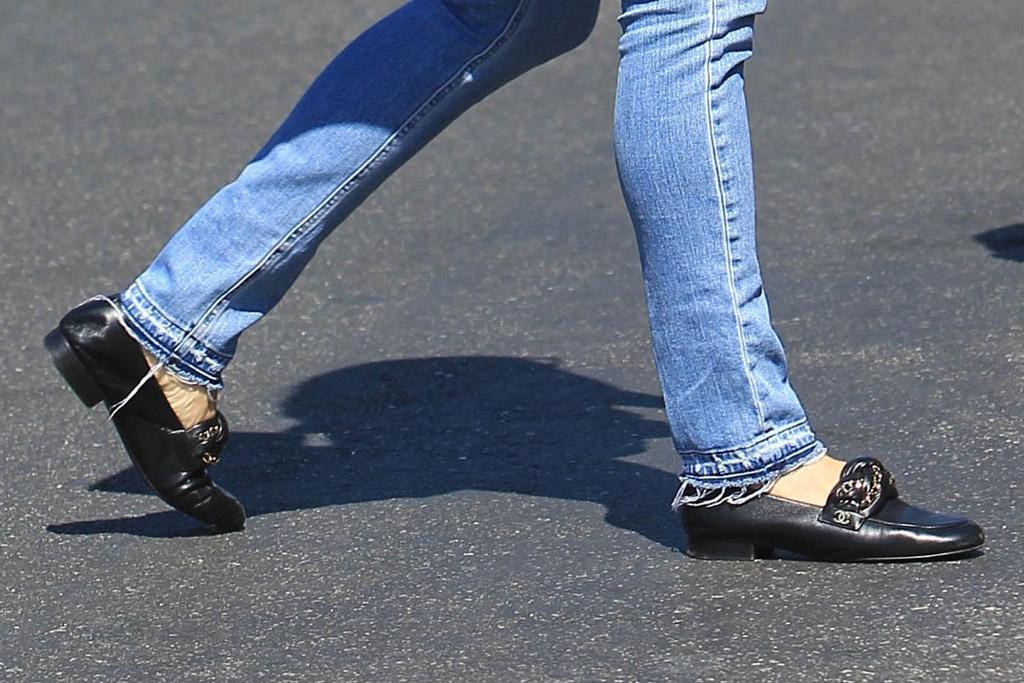 Jennifer Garner, chanel loafers, Jennifer Garner out and about, Los Angeles, USA - 06 Aug 2019