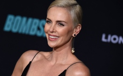 Charlize Theron Bombshell premiere
