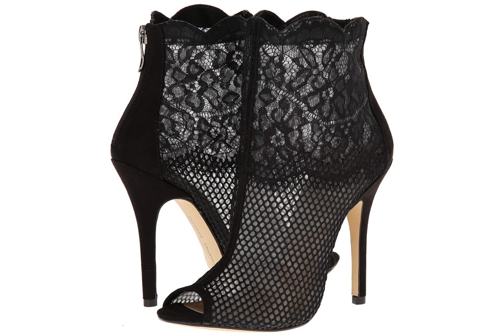 Chinese Laundry Women's Jeopardy Mesh Bootie