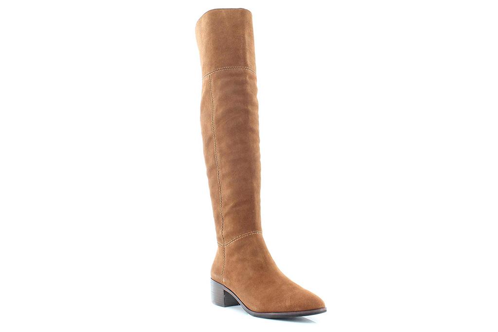 coach camel boots