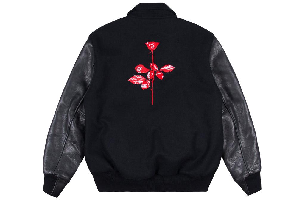 NOAH x Depeche Mode , bomber jacket, collaboration